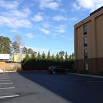 Foto de Hampton Inn Clemson-University Area