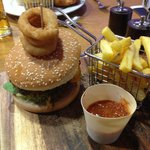 Crew Burger