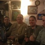 mancs on tour in baileys
