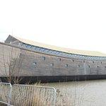 Ark from outside