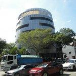 Wangz Hotel from street