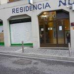 Entrada Residencia Nuria