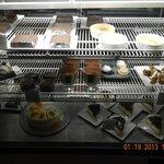 dessert rack