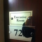 yes, it looks executive isn't it?