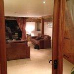 living room. 3 bed cottage