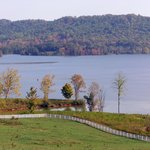 Overlooking Watts Bar Lake