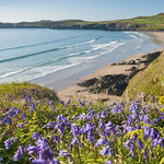 Ideal for walking Pembrokeshire Coastal Path