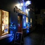A homely, relaxed little bistro, right in the centre of Medieval Carlingford