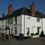Refurbished exterior to the pub