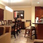 dining and kitchen of 3 br unit