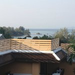 View from our room across the Andaman Sea