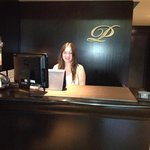 great service at Palermo place hotel