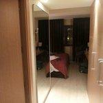 Entrada habitación