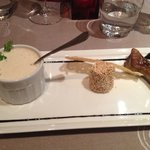 Delinaison de foie gras