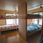 The Picket Range Bunk Room