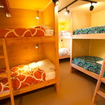 The Sawtooth Range Bunk Room