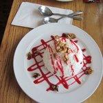 """dessert - """"The Snowball"""""""