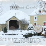 Holidays at the Round Barn