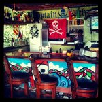 Captain Jack's Canopy Bar and Restaurant Foto