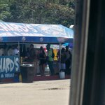 Maracas Bay- VENDORS ACROSS FROM THE BEACH