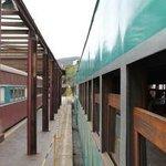 Trem - Ouro Prêto-Mariana