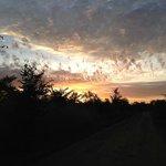 Sunset at Maramba
