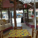 Comfortable Mexican decor