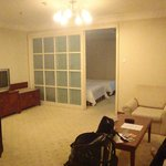 The lounge room