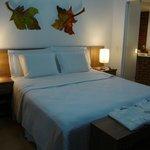 Ótima suite com bela vista