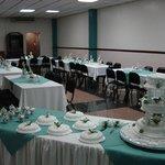 Salón de eventos/Salon