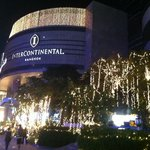Holiday time at the Intercon BKK- Dec 2012