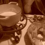 Great cheese fondue