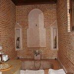 Baño de la Suite Paprika