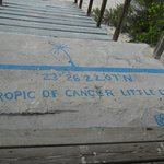 Tropic of Cancer line