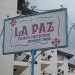 La Paz Fonda Mexicana Foto