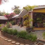 More of the Villa & Garden