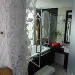 bagno della camera de lux