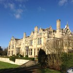 Rushton Hall in all it's glory!