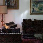 Appartamento Pina, il salotto