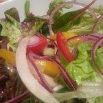 2013 Feb Franco Salad - fresh tasty