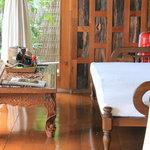 Villa Nr. 310: Wohnzimmer