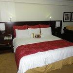 Marriott Comfy bed
