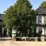 L'Ermitage, la maison...