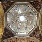 San Pietro in Banchi, la cupola.