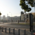 devant l'hotel - l'Université de Siviglia