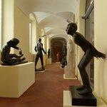 Sculture a Roma tra tradizione e modernità - Chiostro