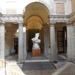 Museo Barracco - cortile interno