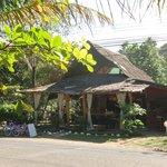 El Sol Del Caribe Restaurant Außenansicht