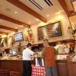 樓下的義大利餐廳(早餐用餐處)