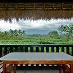 View at the Rinjani